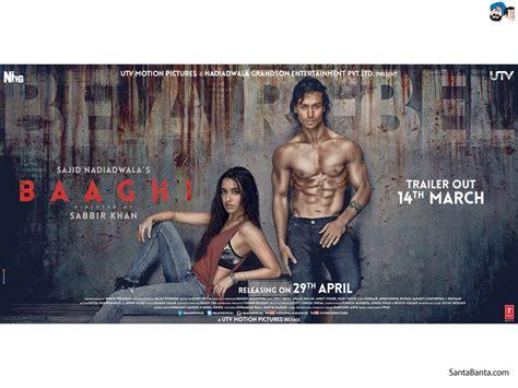 Film India Baaghi | baaghi movie wallpaper 3