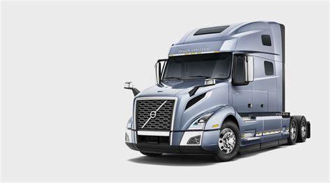volvo trucks plans electric semi