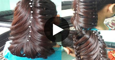 New Hairstyle 2017 Step By Step Demonstration   Maxdio