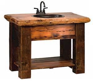 reclaimed barnwood vanity bavr04 barn wood vanity