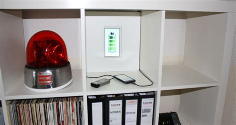 ikea charging station hack turn an ikea shelf into a hidden charging station