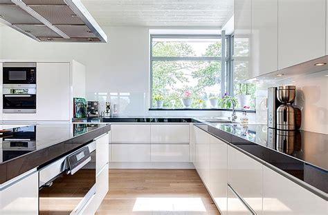 modern villa kitchen 1 interior design ideas