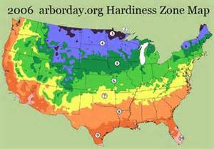 What Gardening Zone Am I In - us hardiness zone map