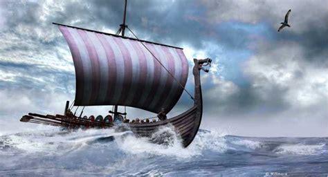 viking long boat viking long ship