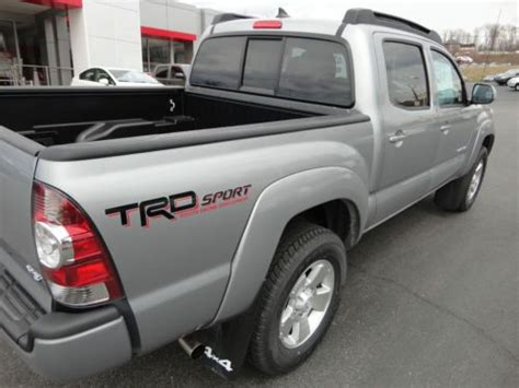 Roof Rack Toyota Tacoma Cab by Purchase New New 2014 Tacoma Cab V6 4x4 Trd Sport