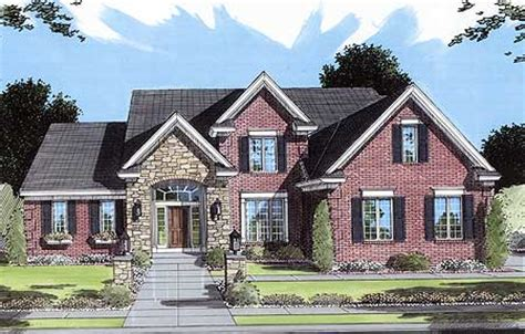 house plans with brick and stone brick and stone house plans smalltowndjs com