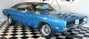 1969 Dodge Charger B5 Blue Blue B5 Dodge Charger 69 Cars