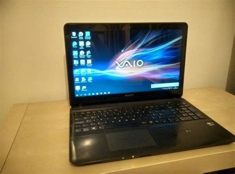 Ram Laptop Vaio sony vaio 8gb ram intel i5 750gb for sale in santry
