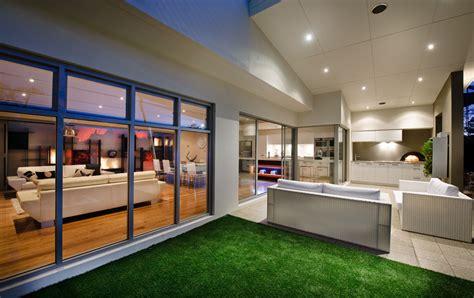 dise 241 o de terraza de listones de madera en forma de cubo terrazas techadas modernas planos de casas plano de casa