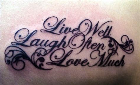 live laugh love tattoo vine 35 awesome live laugh love tattoos creativefan