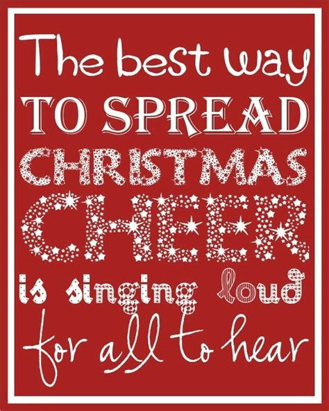 printable quotes from elf buddy the elf christmas pinterest