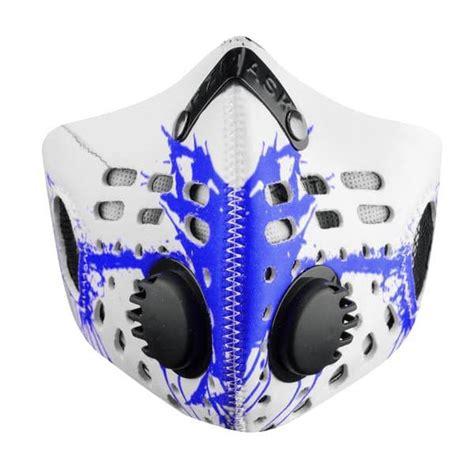Masker M1 splat blue m1 mask rz industries