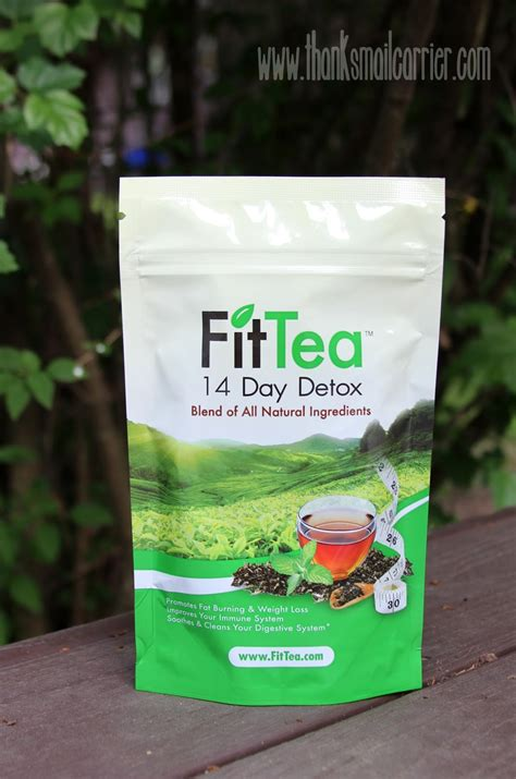 Nature S Detox Reviews by Thanks Mail Carrier The All Detox Tea Fittea