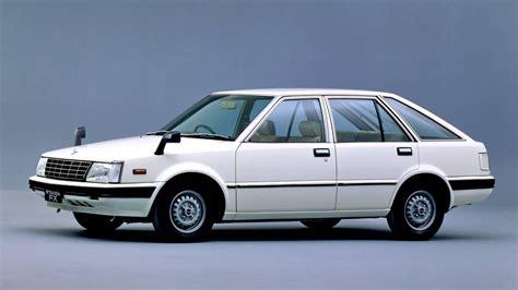 nissan stanza nissan stanza fx hatchback t11 06 1981 06 1983