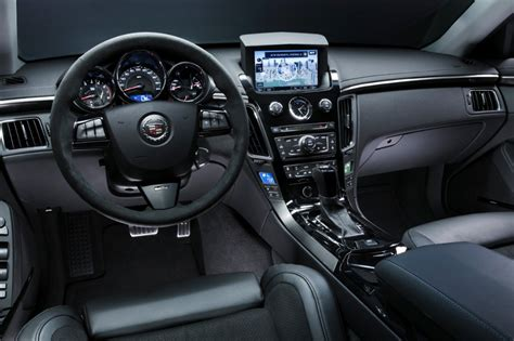 Cadillac Cts Interior by 2008 14 Cadillac Cts Consumer Guide Auto