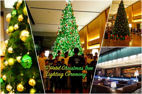 g hotel tree lighting ceremony