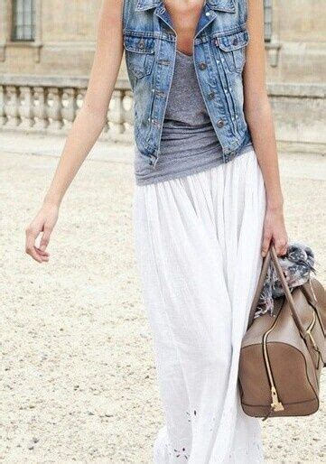 Hq 10334 Denim Skirt With 1 15 best with jean vests images on