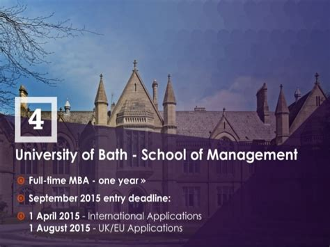 Of Bath Mba Entry Requirements by Top 10 Mba Assignment Writing Service