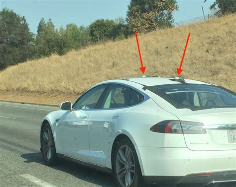 Tesla Club Tesla Model S With Lidar Puck Spotted Testing Near Palo