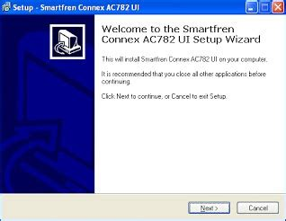 Modem Smartfren Ac782 cara instal modem telkomsel flash prolink smartfren flexi