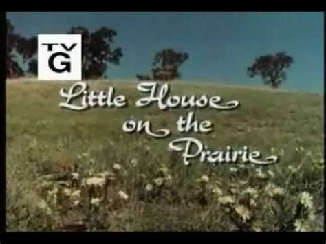 Little Houses Song by Little House On The Pairie Theme Song Youtube