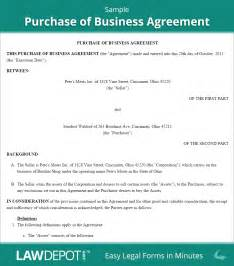 business purchase and sale agreement template business purchase agreement free business purchase form