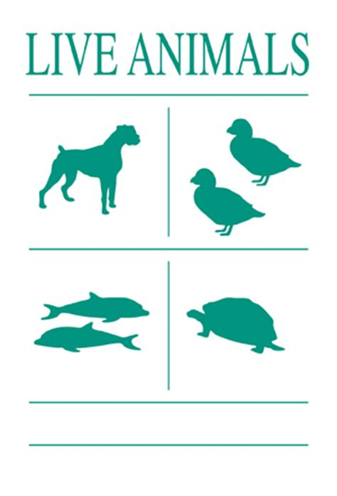 printable live animal stickers live animal sticker kamos sticker
