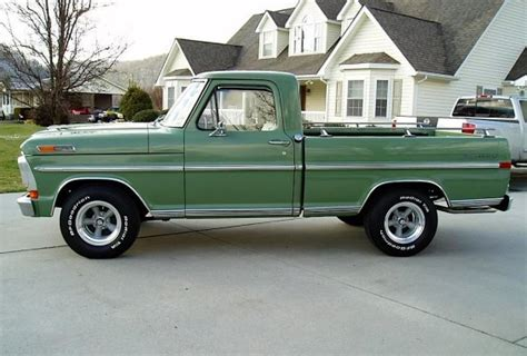 70 ford truck 70 ford f100 custom