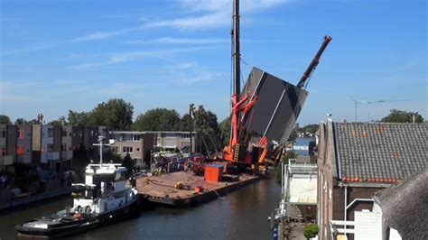 this was no boating accident quote shocking crane barge accident boat design forums