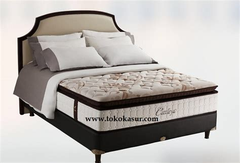 Matras Busa Guhdo cattelya 32 cm pillowtop toko kasur bed murah simpati furniture