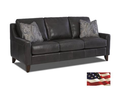 genuine leather sofa and loveseat genuine leather sofa el dorado furniture thomas brown