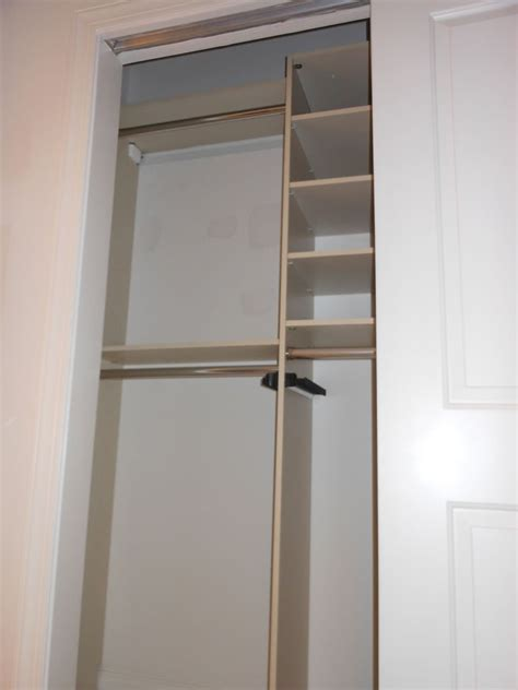 Custom Small Closets by Custom Closet Installations Large And Small