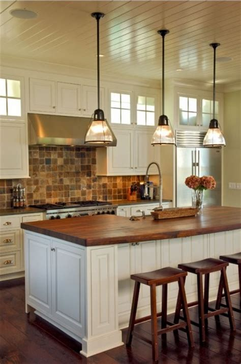 Kitchen Island Lighting Pics Stem Mounted Pendants Complete Vintage Charleston Kitchen