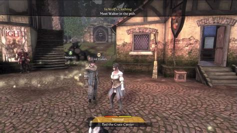 Fable 3 The Co Op Mode Youtube
