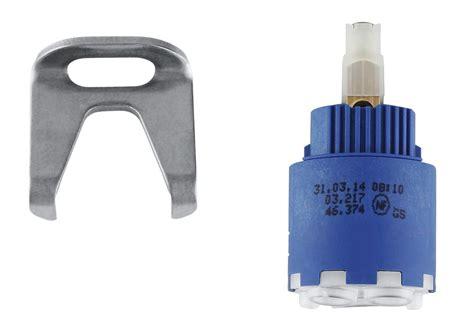 Grohe K4 Faucet Valve Cartridge 46374000 Starlight Chrome