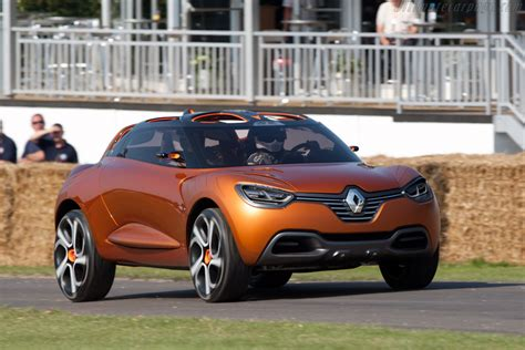 renault captur concept renault captur concept 2011 goodwood festival of speed