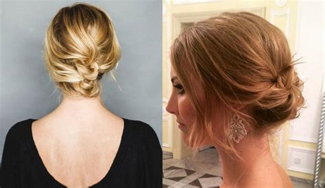 cute and stylish updos for medium hair hairstyles 2017 simple hairdos for short hair best short hair styles