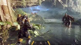 bioware s brand new game anthem gets a longer look at