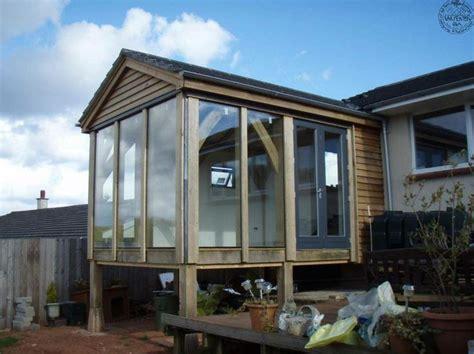 home extension design tool exterior view showing stilts green oak house pinterest