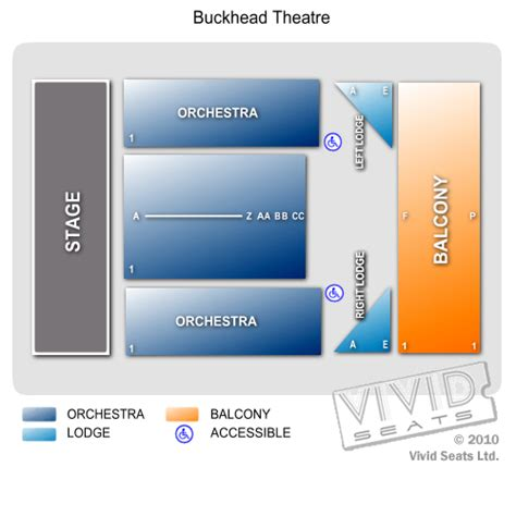 buckhead theater atlanta seating chart buckhead theatre tickets buckhead theatre information
