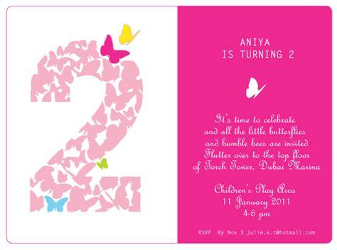 2nd Birthday Quotes 2nd Birthday Quotes For Girl Quotesgram