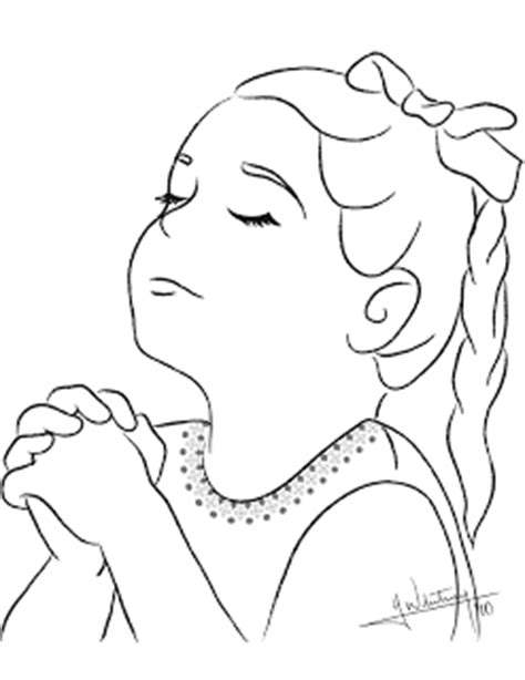 imagenes de ninos rezando para colorear me gusta la clase de religi 243 n colorear a ni 241 os rezando