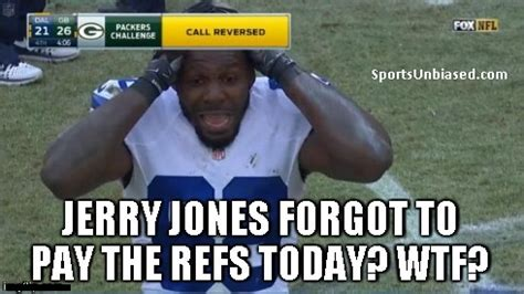 Dez Bryant Memes - why no replay of gb s last catch page 5 dallas
