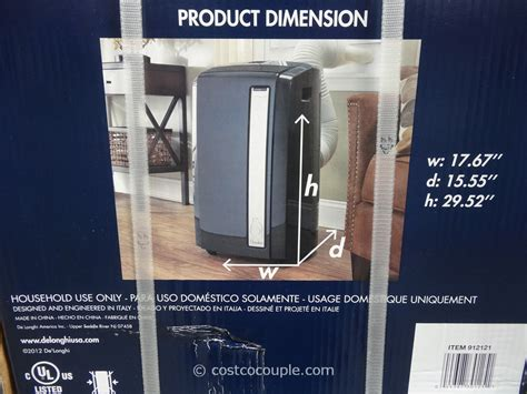 Installation climatisation gainable: Portable air conditioner costco
