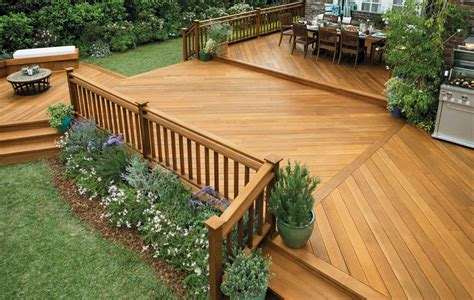 popular deck stain colors