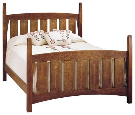 Stickley Headboard by Stickley Harvey Ellis Bed 89 91 672