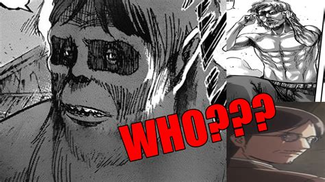 who is the beast titan who is the ape titan attack on titan shingeki no kyojin