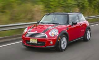2013 Mini Coopers Car And Driver