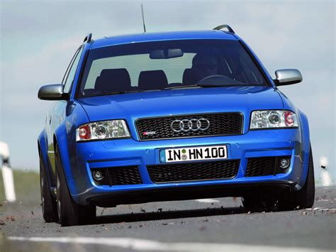 Audi Rs6 Plus by 2004 Audi Rs6 Plus Specs Top Speed Engine Review