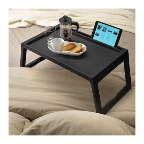 ikea bed tray klipsk bed tray black ikea